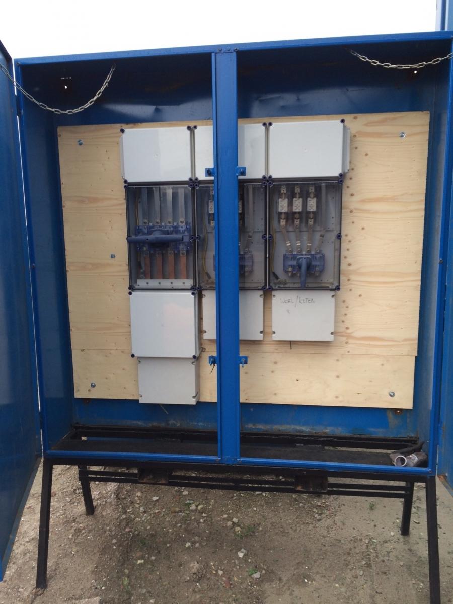 630 Ampere 400v Hoofdverdeler Halyester Lv Trading Bv